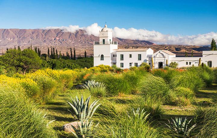 Best Luxury Hotels in Argentina, La Merced del Alto Cachi