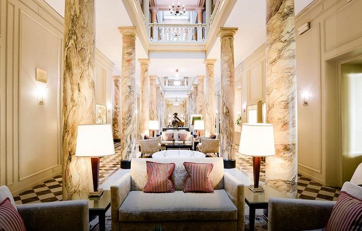 Hôtel Des Trois Couronnes Vevey, Best Luxury Hotels in Switzerland