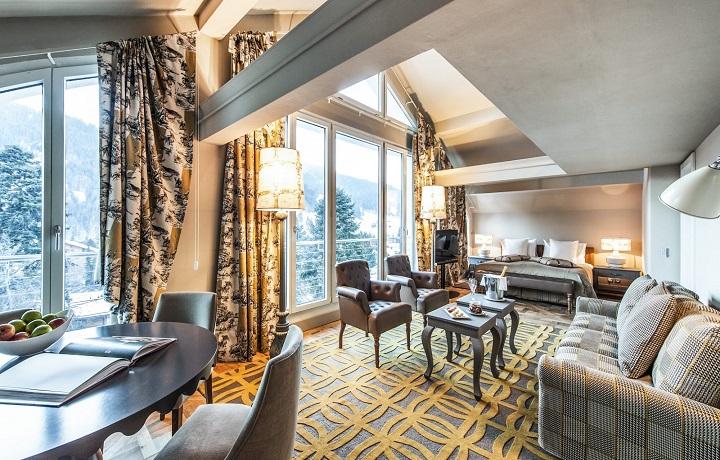 Le Grand Bellevue Gstaad, Best Luxury Hotels in Switzerland