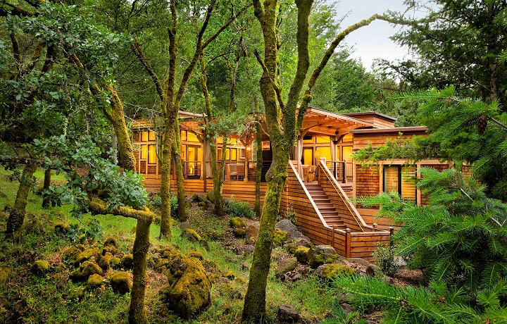 Best Luxury Hotels in United States, Calistoga Ranch