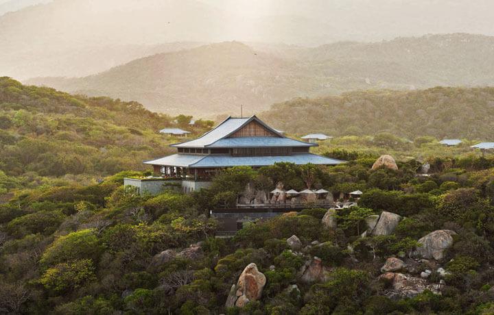 Best Luxury Hotels in Vietnam, Amanoi Vinh Hy Bay