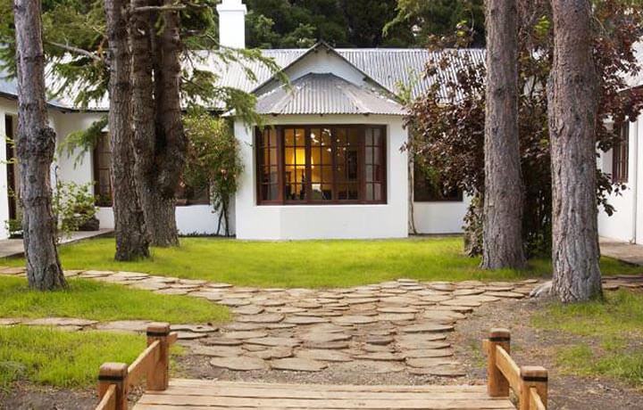 Best Luxury Hotels in Patagonia, Hosteria Helsingfors Los Glaciares National Park