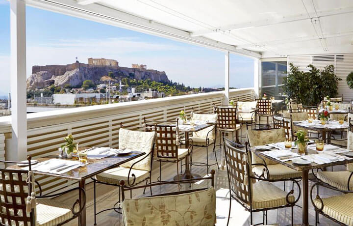 Best Luxury Hotels in Greece, King George Palace Athens