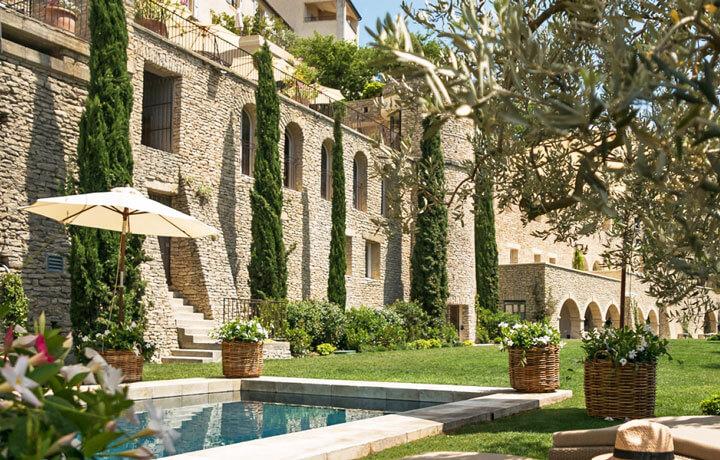 Best Luxury Hotels in Provence, La Bastide de Gordes