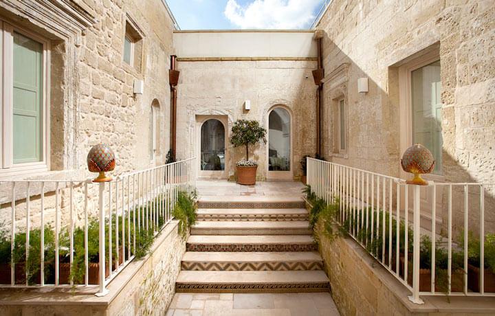 Best Luxury Hotels in Puglia, Mantatelure Lecce