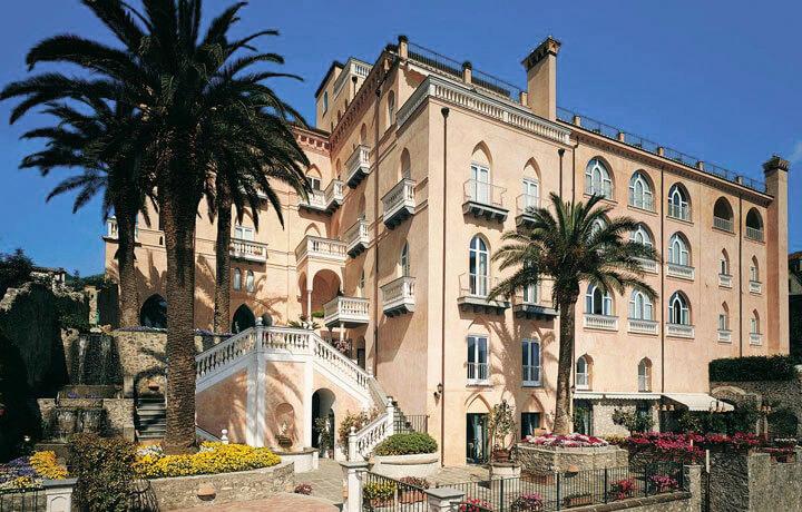 Best Luxury Hotels in Amalfi Coast, Palazzo Avino Ravello
