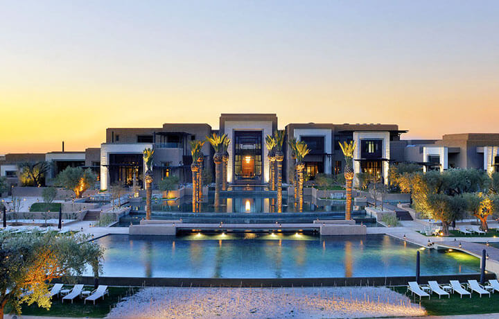 Best Luxury Hotels in Morocco, Royal Palm Marrakech