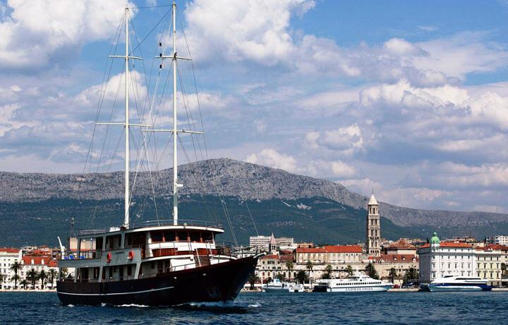 Best Luxury Hotels in Croatia, Luna Dubrovnik