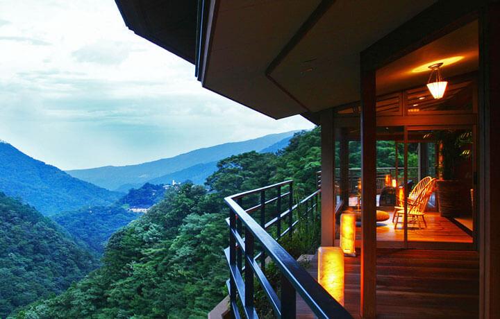 Best Luxury Hotels in Japan, Ryokan Hakone Ginyu