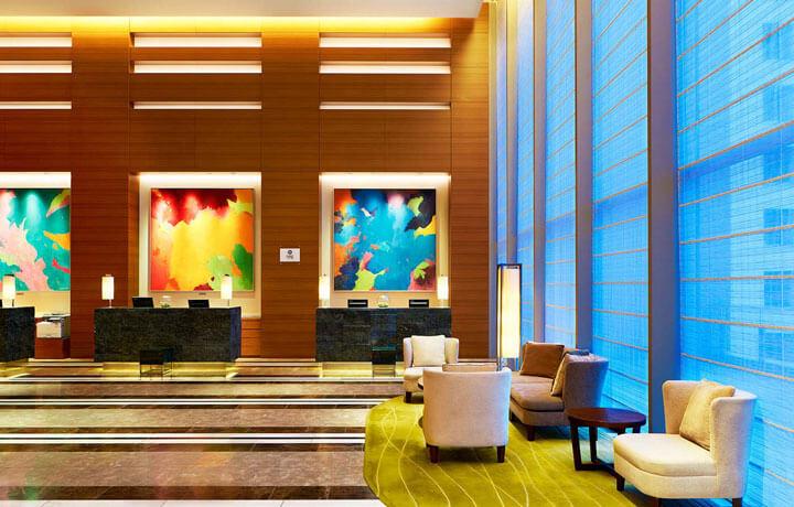 Best Luxury Hotels in Japan, Sheraton Hiroshima