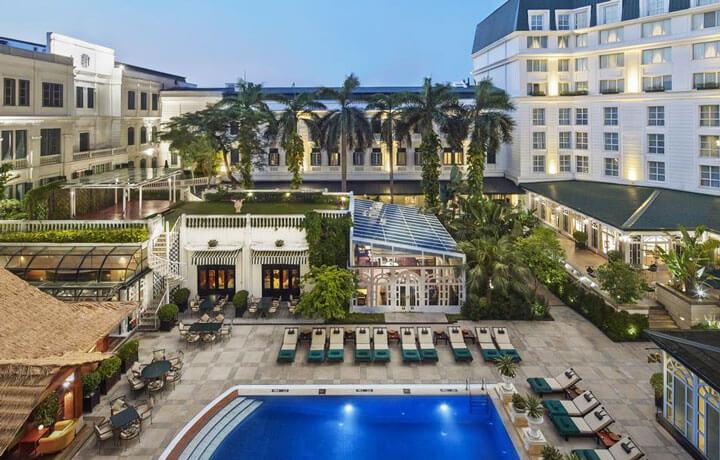 Best Luxury Hotels in Vietnam, Sofitel Metropole Hanoi