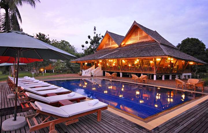 Best Luxury Hotels in Laos, La Folie Lodge