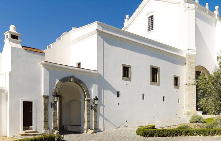 Best Luxury Hotels in Portugal, Convento do Espinheiro Evora