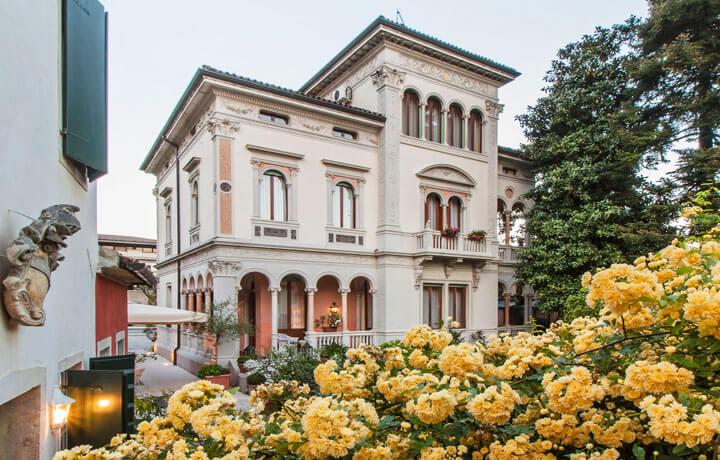 Best Luxury Hotels in Veneto, Villa Abbazia Follina
