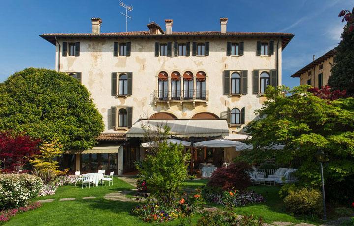 Best Luxury Hotels in Veneto, Villa Cipriani Asolo