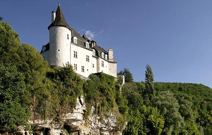 Best Luxury Hotels in Bordeaux & Dordogne, Château de la Treyne Souillac