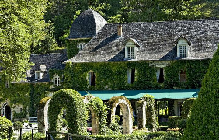Best Luxury Hotels in Bordeaux & Dordogne, Manoir d'Hautegente Coly