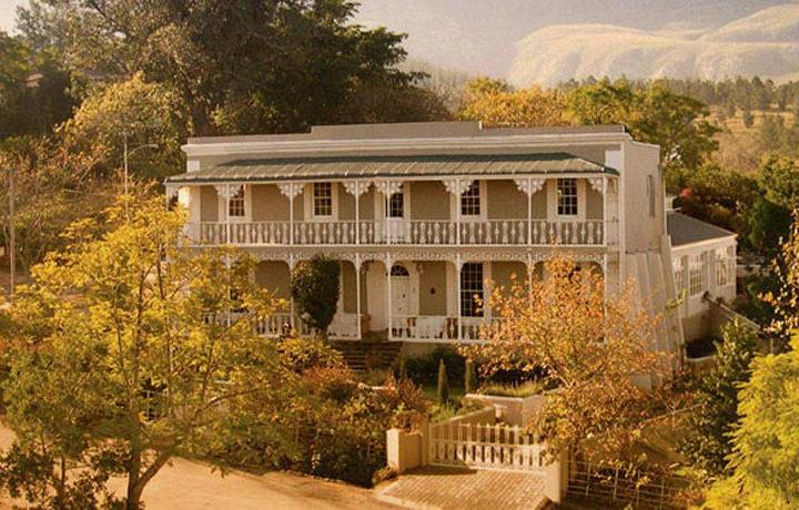 Best Luxury Hotels in South Africa, Schoone Oordt Country House