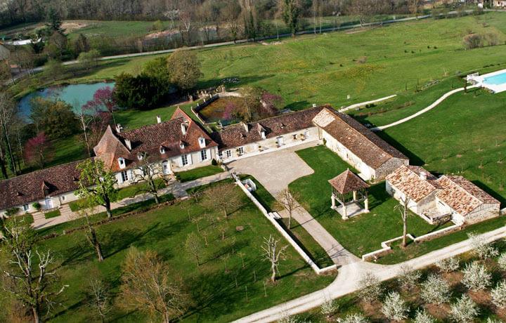 Best Luxury Hotels in Bordeaux & Dordogne, La Chartreuse du Bignac Saint-Nexans