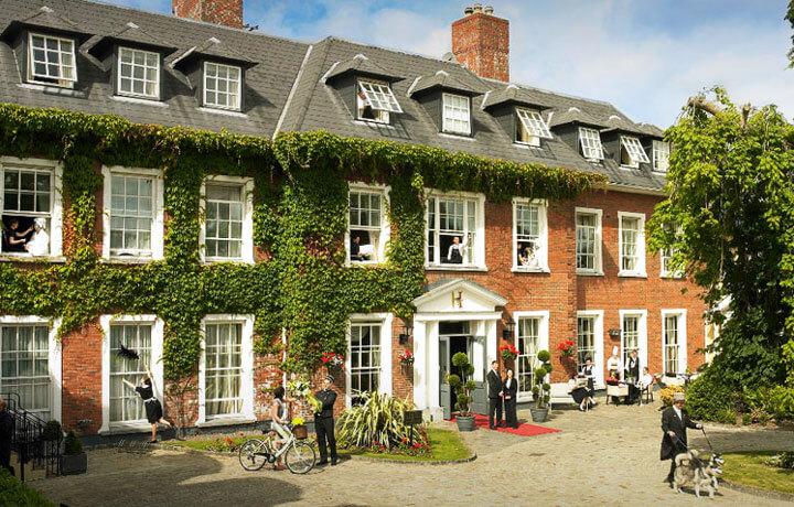 Hayfield Manor Cork, Best Luxury Hotels in Ireland
