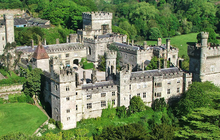 Lismore Castle Co. Waterford, Best Luxury Hotels in Ireland
