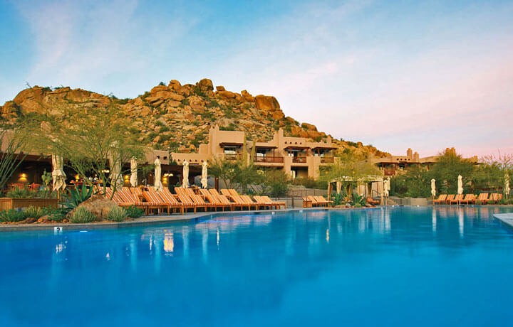 Best Luxury Hotels in United States, Four Seasons Scottsdale Troon North