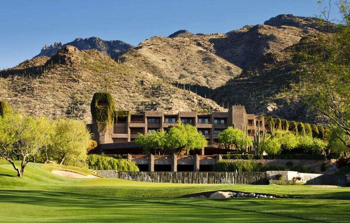Best Luxury Hotels in United States, Loews Ventana Canyon Tucson