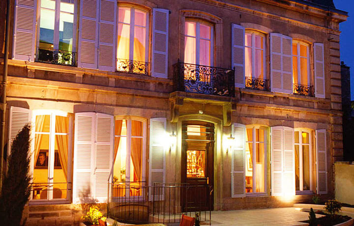 Best Luxury Hotels in Burgundy, L'Hôtel de Beaune