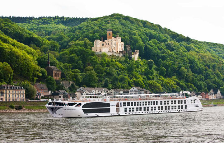 Uniworld's S.S. Maria Theresa, Best Luxury Hotels in Germany