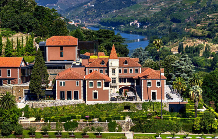 Best Luxury Hotels in Portugal, Six Senses Douro