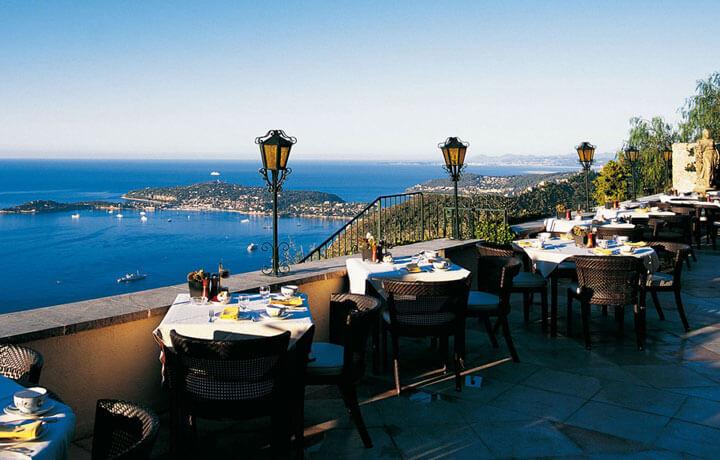 Best Luxury Hotels in Provence, Chateau de la Chevre d'Or