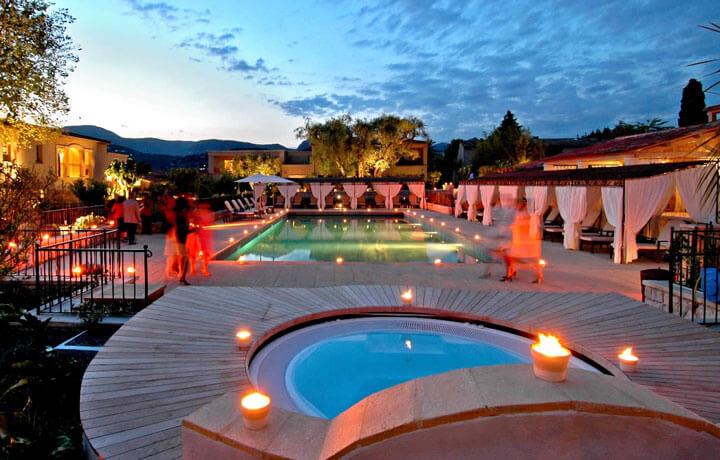 Best Luxury Hotels in Provence, Le Mas de Pierre