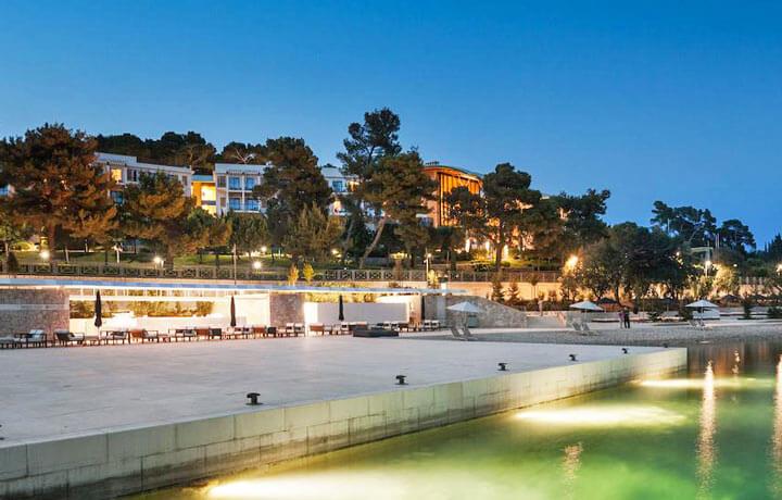 Best Luxury Hotels in Croatia, Monte Mulini Rovinj