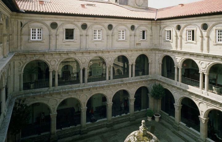 Best Luxury Hotels in Camino De Santiago, Parador Monforte de Lemos