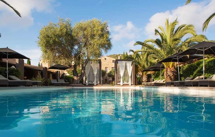 Best Luxury Hotels in Corsica, Hotel La Dimora Oletta