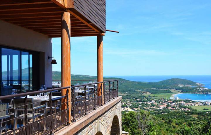 Best Luxury Hotels in Corsica, Hotel Le Tomino Macinaggio