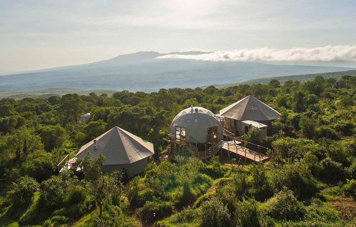 Best Luxury Hotels in Tanzania, Asilia's Highland Camp Ngorongoro Conservation Area