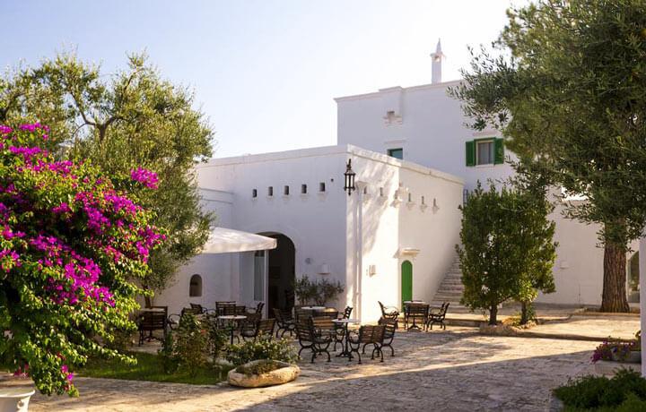 Best Luxury Hotels in Puglia, Il Melograno Monopoli