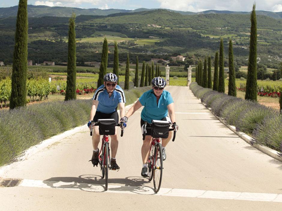 Provence Luxury Self Guided Bike Trip Butterfield Robinson