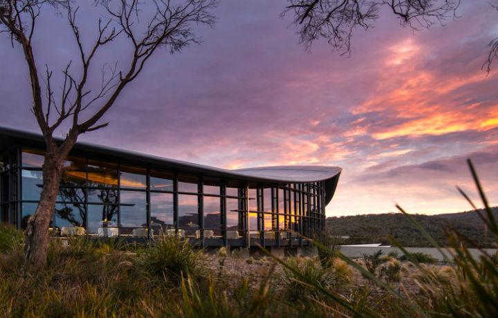 Best Luxury Hotels in Australia, Saffire Freycinet Coles Bay