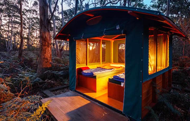 Best Luxury Hotels in Australia, Maria Island Walk