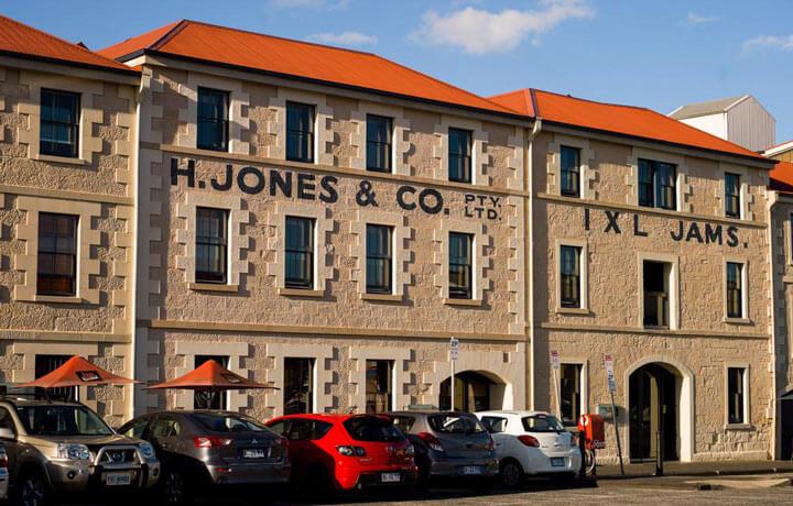 Best Luxury Hotels in Australia, The Henry Jones Art Hotel Hobart