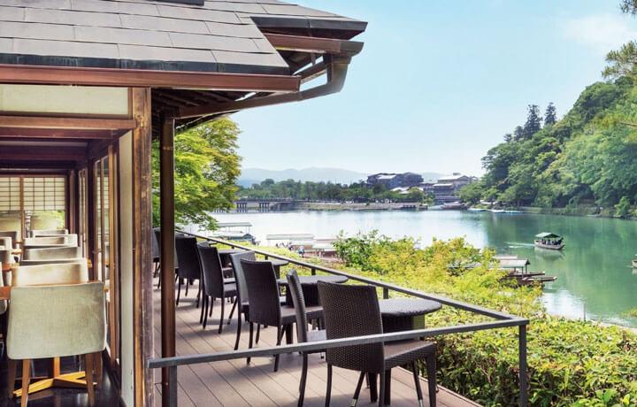 Best Luxury Hotels in Japan, Suiran Kyoto