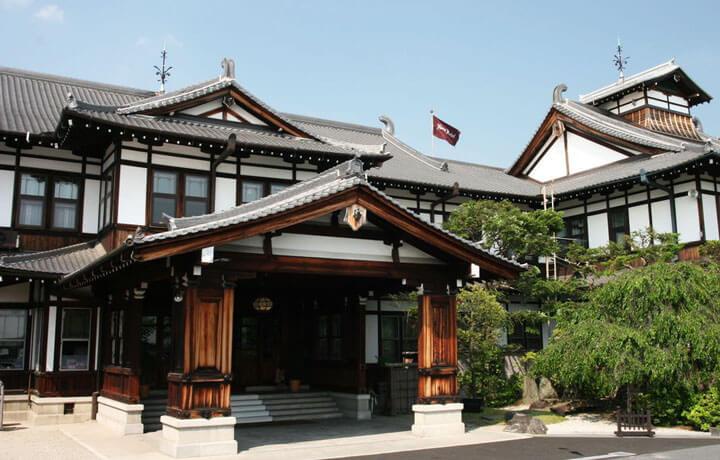 Best Luxury Hotels in Japan, Nara Hotel