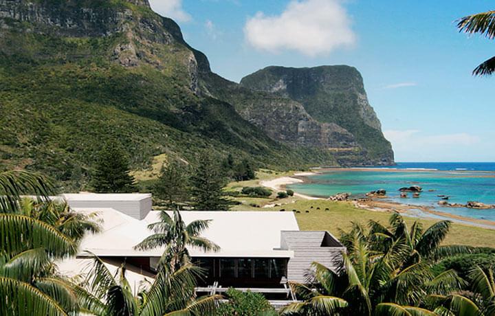 Best Luxury Hotels in Australia, Capella Lodge Lord Howe Island