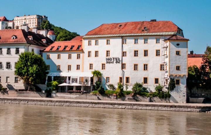 Best Luxury Hotels in Czech Republic, Hotel Schloss Ort Passau