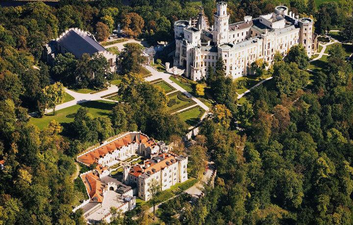Best Luxury Hotels in Czech Republic, Hotel Štekl Hluboká nad Vltavou