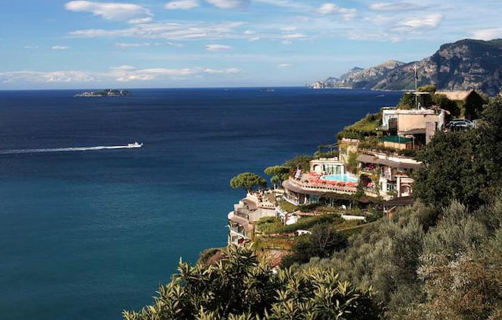 Best Luxury Hotels in Amalfi Coast, Il San Pietro Positano