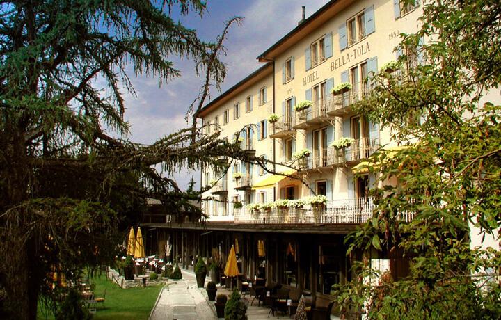 Best Luxury Hotels in Switzerland, Hotel Bella Tola St. Luc