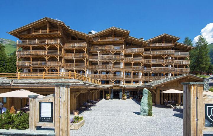 Best Luxury Hotels in Switzerland, La Cordée des Alpes Verbier